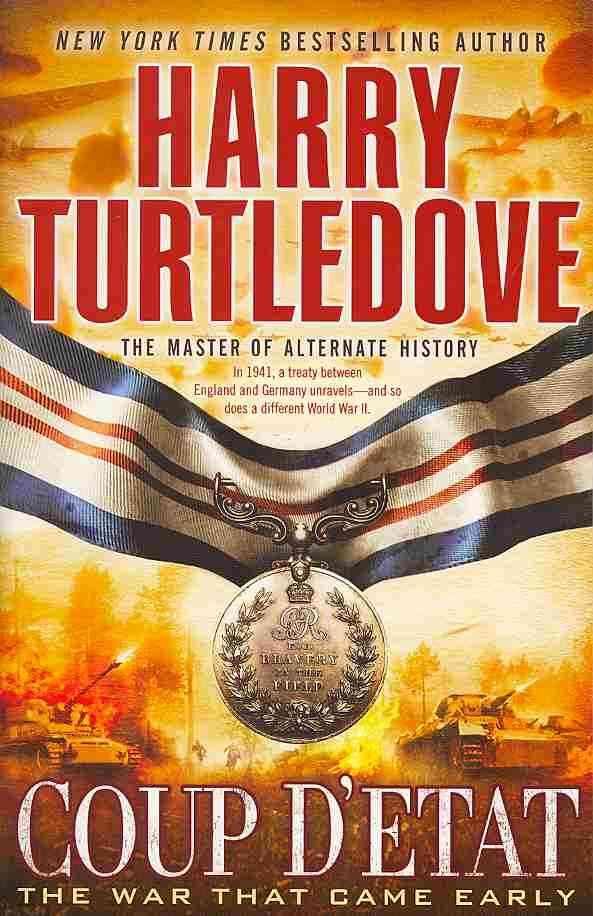 Coup D'etat By Turtledove, Harry